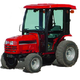 Agco Cab and Enclosure - ST30, ST30X Hydro, ST32